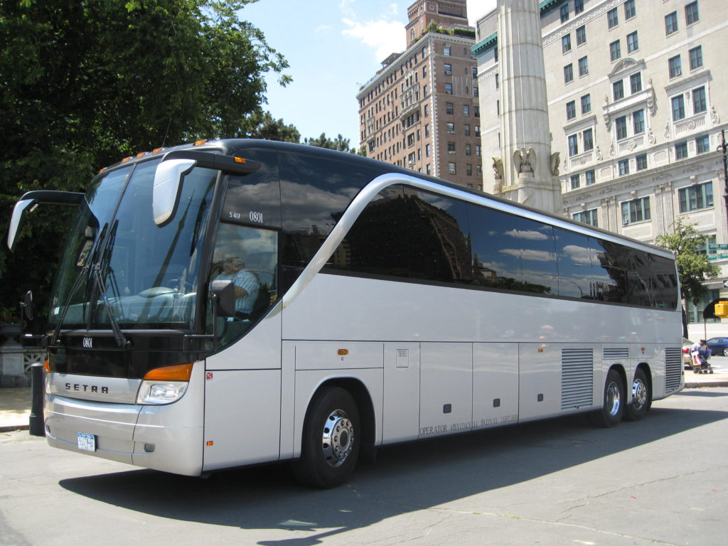 New York City And Best Walking Tour - Bus Charter : Bus